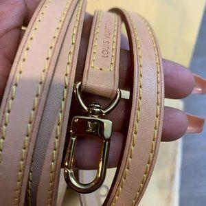 Louis Vuitton Accessories - Crossbody Vachetta strap!! LV